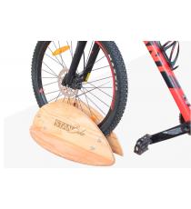 Soporte de piso para bicicleta