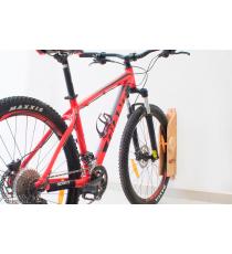 Retenedor de pared para bicicleta